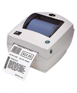 ZEBRA ZT420 - high volume printing between 20 000 to 50 000