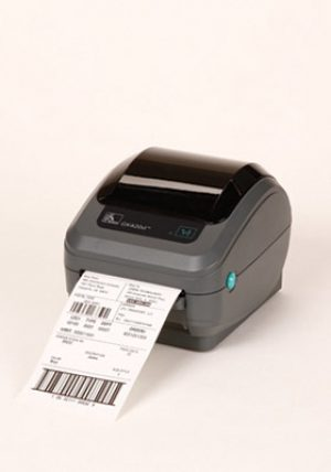 ZEBRA GK420D - low volume printing up to 5 000 labels per month