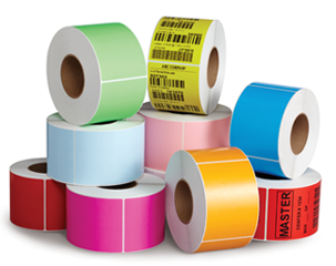 colour & speciality labels